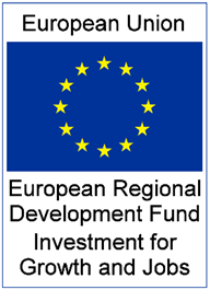 European Union - European Regional Development Fund Investment for Growth and Jobs